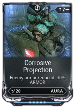 warframe how to get corrosive projection